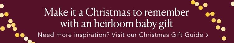 Give a sentimental gift | Christmas 2020 | Sheridan