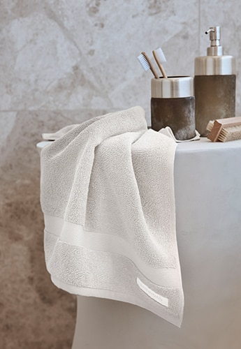 Eden Towel Organic Cotton With Lyocell