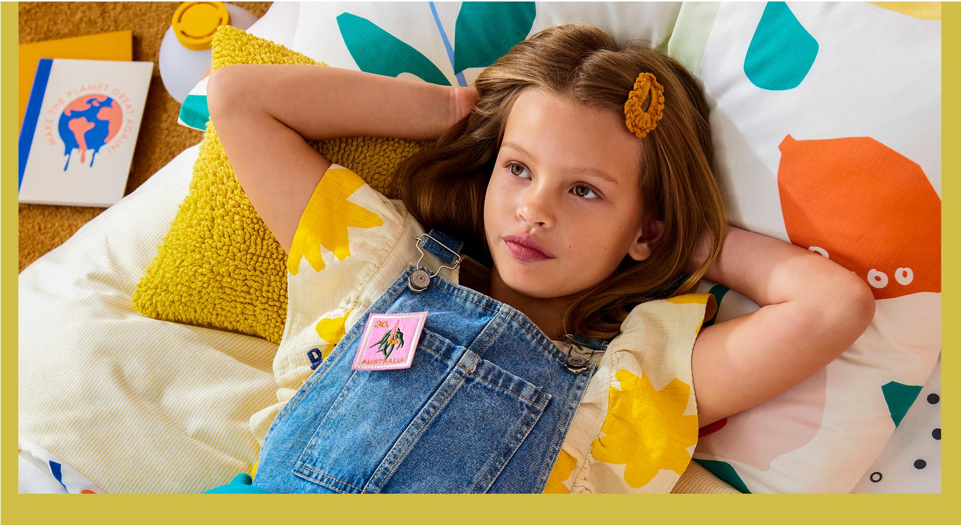 Discover the Inspiration Behind the Sheridan Kids Collection