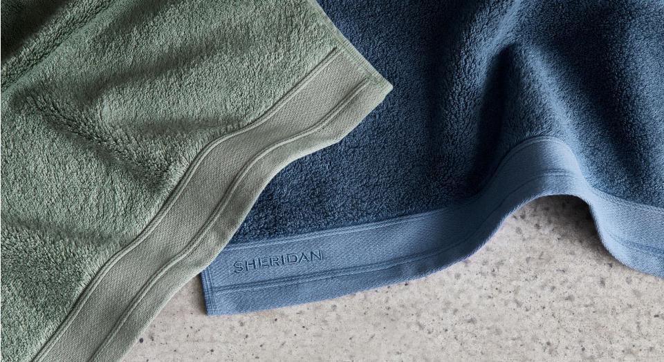 sheridan towel collection lifestyle