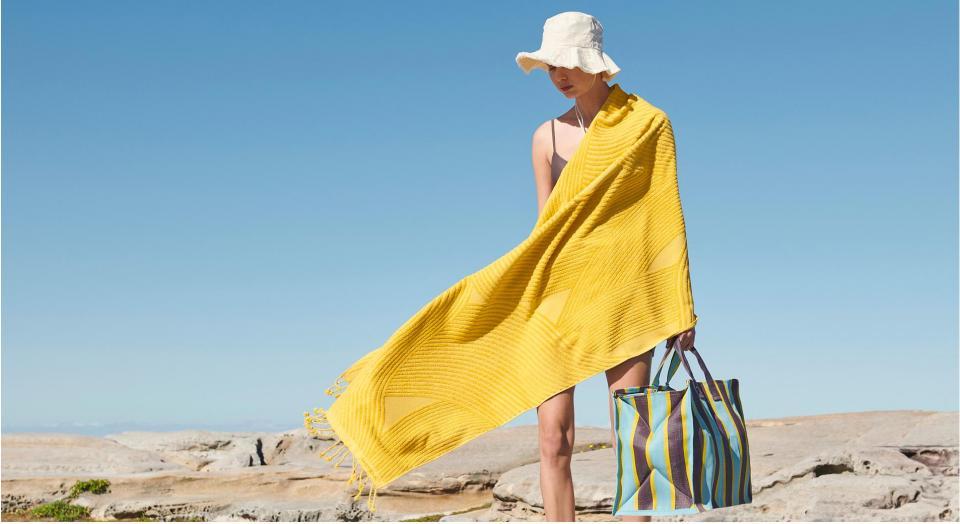 The Best Beach Towels to Get You Through an Australian Summer