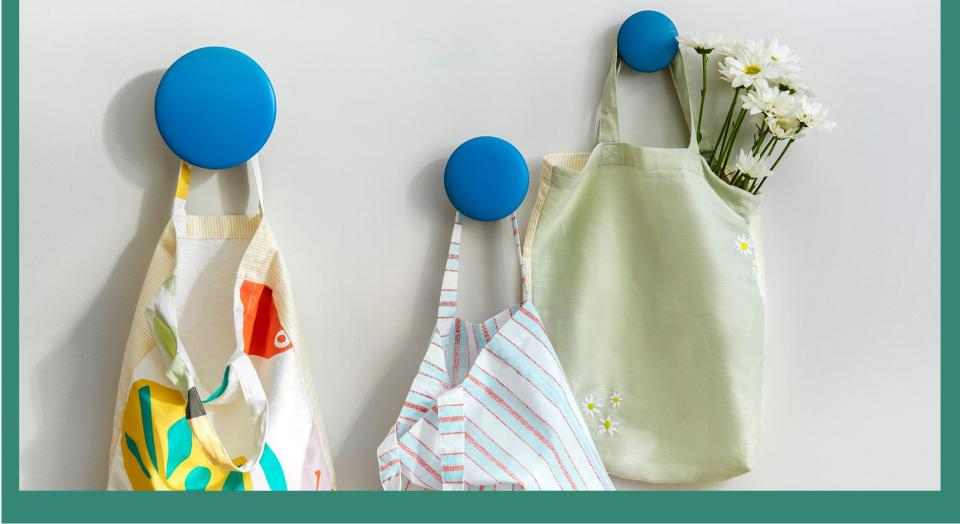 Here's How to Reuse Your Sheridan Kids Tote Bag