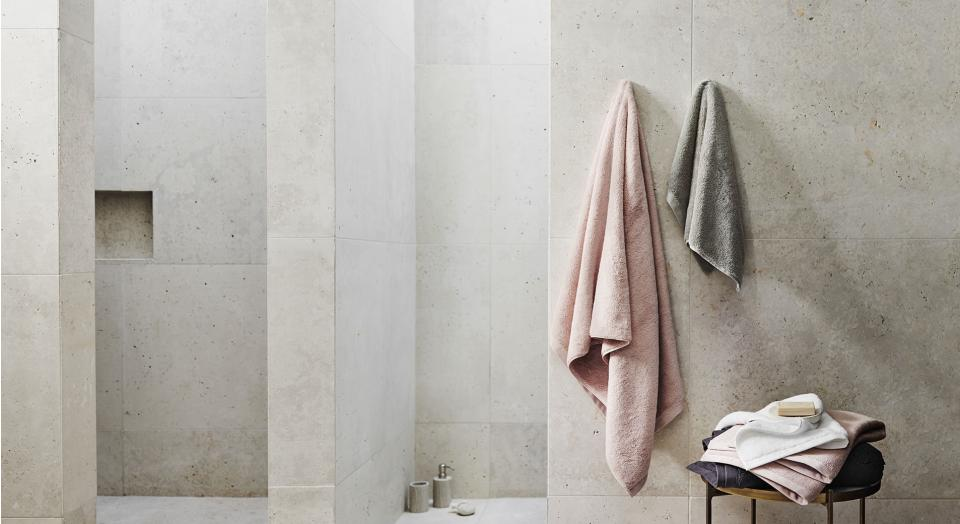 Caring for your towels