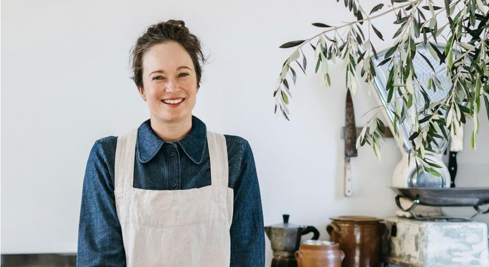 At Home With Annabelle Hickson