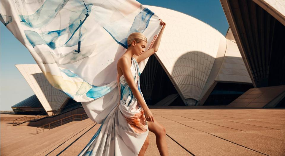 Sydney Opera House x Sheridan - A Creative Collaboration