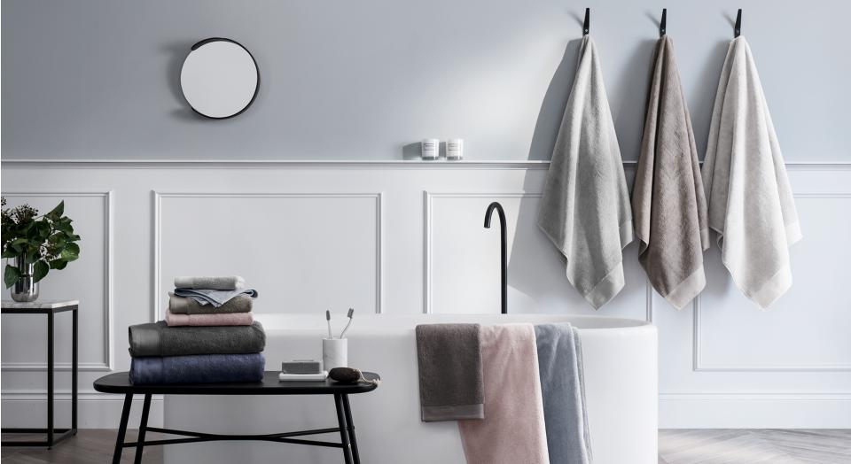 How to keep your towels beautiful