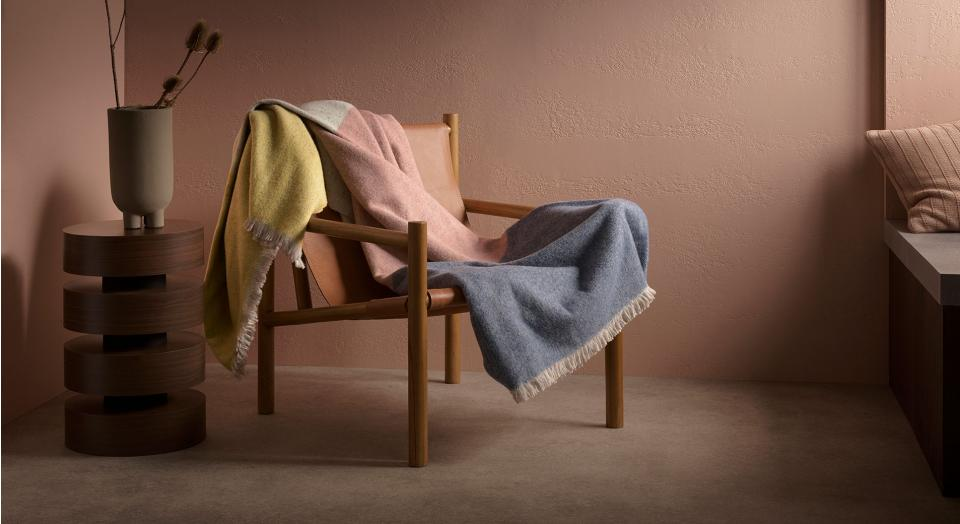 Turning Towels Into Luxury Blankets