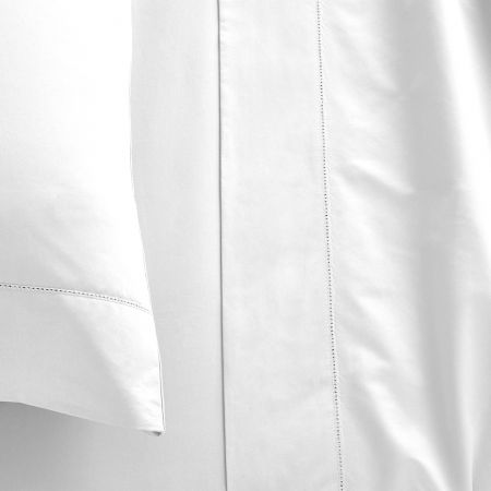 Sheridan 1000tc luxury sateen fitted sheet snow