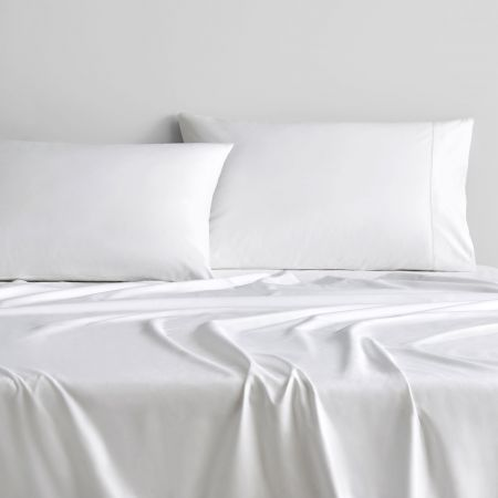 Sheridan 1000Tc Hotel Luxury Sheet Set Snow