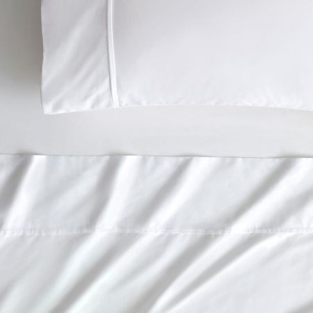 400tc Soft Sateen Fitted Sheet