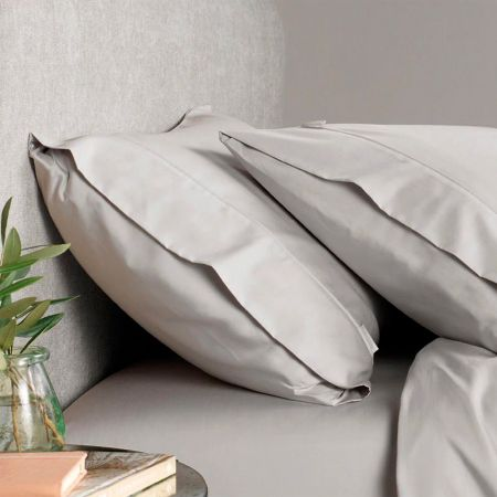 Tencel™ Lyocell Fibre & Cotton Pillowcase Pair