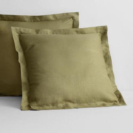 Abbotson Linen European Pillowcase