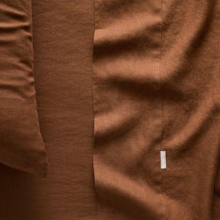 Abbotson Linen Fitted Sheet