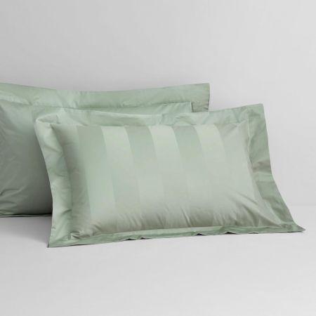 1200tc Masterson Tailored Pillowcase in Spearmint