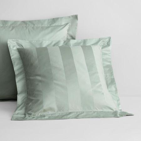 1200tc Masterson European Pillowcase in Spearmint