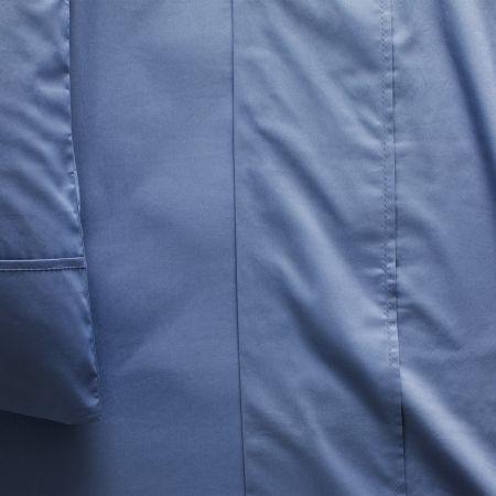 Sheridan Organic Cotton Sateen Sheet Set Blue Reef