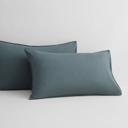 Sheridan Reilly Pillowcase Pair Bay Leaf