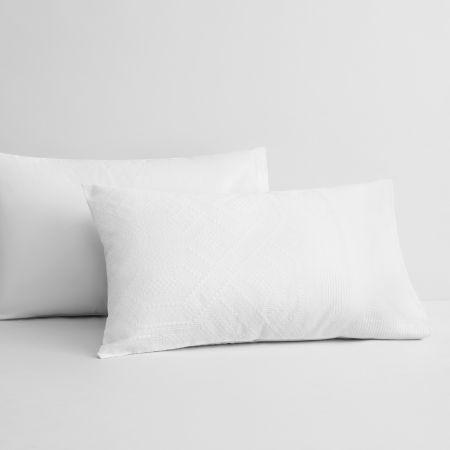 Sheridan Chabrol Pillowcase Pair White