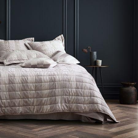 Sheridan Hopkins Bed Cover Mink