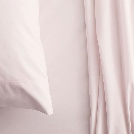 Sheridan Organic Cotton 300TC Percale Sheet Set Shell