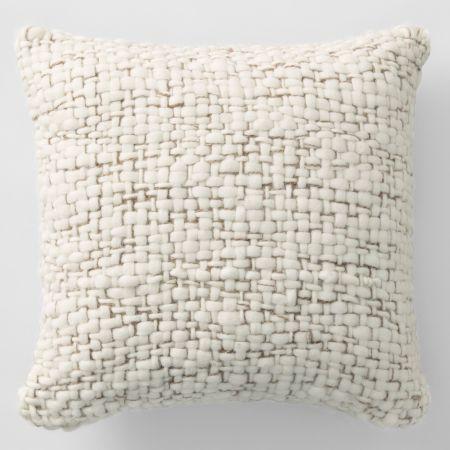 Sheridan Pennington Cushion Ivory
