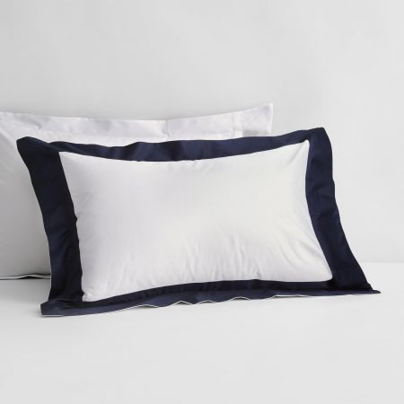 1200tc Estrel Tailored Pillowcase in midnight