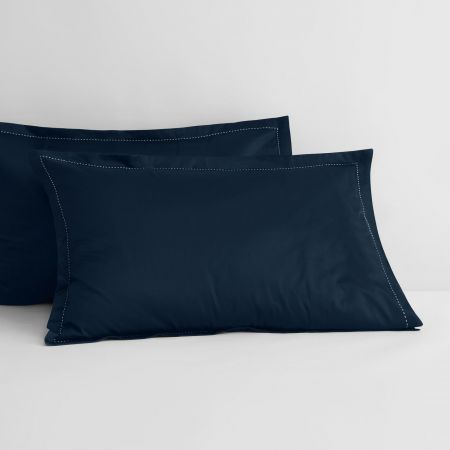1200tc Garrow Tailored Pillowcase in midnight