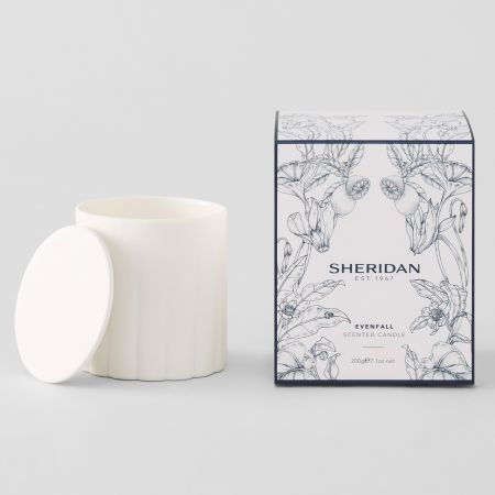 Sheridan Evenfall Candle White