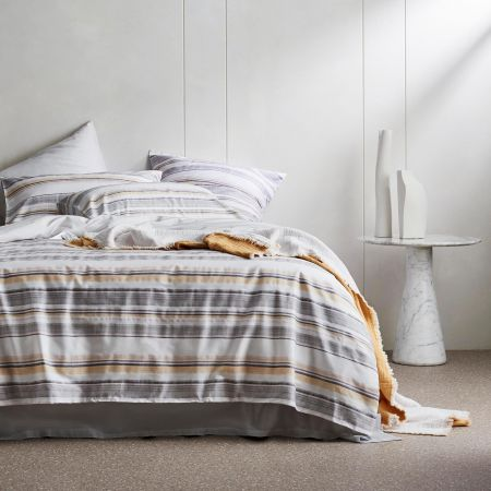 Pendall Quilt Cover Set in multi