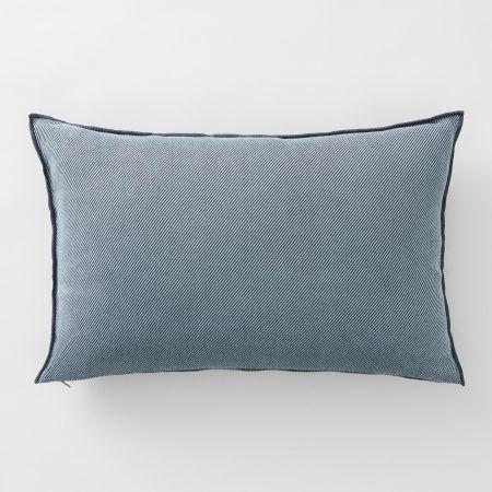 Britten Breakfast Cushion in mint frost