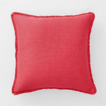 Aurelea Cushion in Cranberry