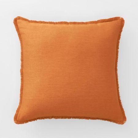 Aurelea Cushion in Apricot