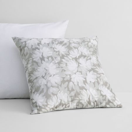 Sheridan Faulkner European Pillowcase Frost Grey