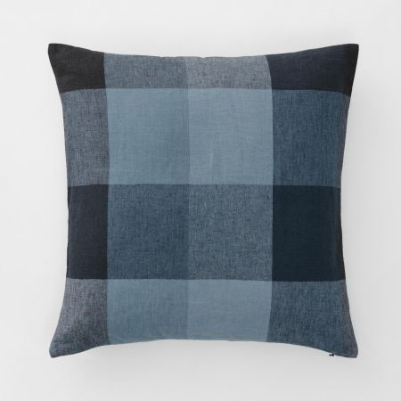Sterwell Cushion in Prussian