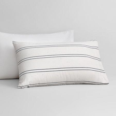 Mattis Pillowcase in Twine