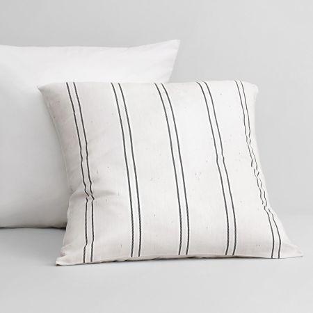 Mattis European Pillowcase in Twine