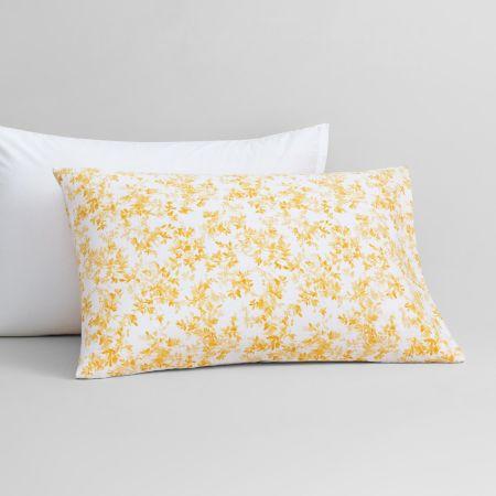 Naves Pillowcase in Mango
