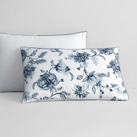 Eagan Pillowcase in Midnight