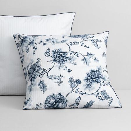 Eagan European Pillowcase in Midnight