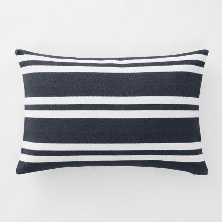 Gannon Breakfast Cushion in Carbon