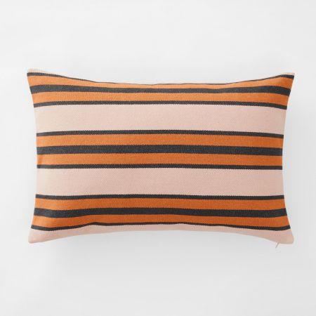 Gannon Breakfast Cushion in Apricot