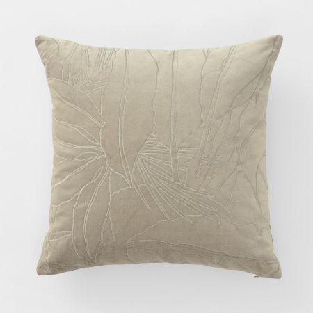Coltrane Cushion in Dust