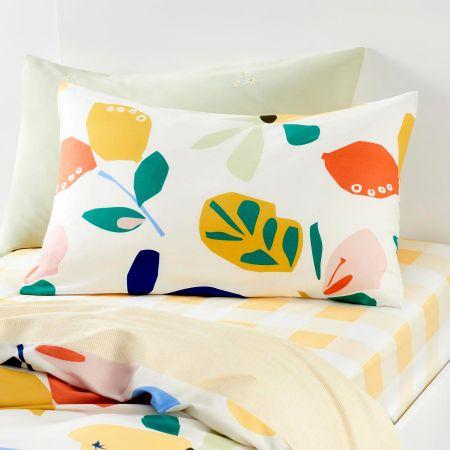 Fruitsalad_Multi_Kids-Pillowcase-Single