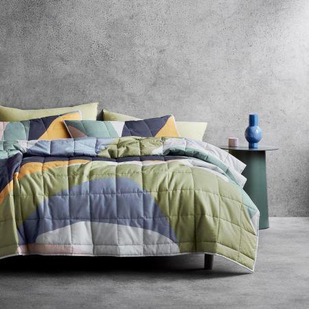 Nilsen Bed Cover in Multi