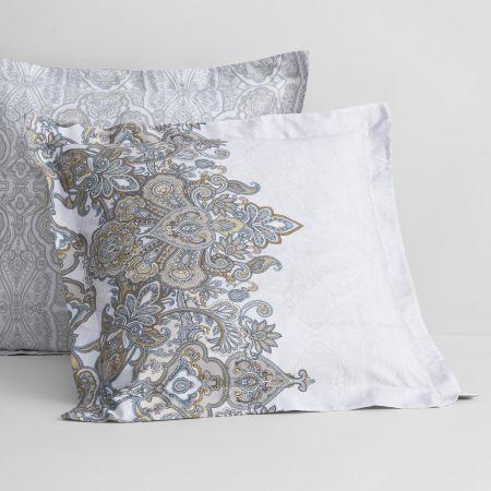Josef European Pillowcase in Bronze