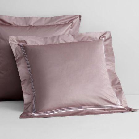 1200tc Palais Lux European Pillowcase in Fig