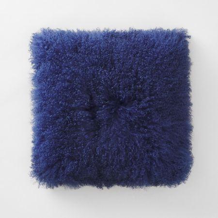 Bligh Cushion in cobalt