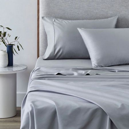 TENCEL® lyocell fibre & cotton pillowcase pair