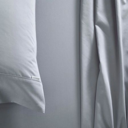 Sheridan TENCEL lyocell fibre & cotton sheet set ash blue