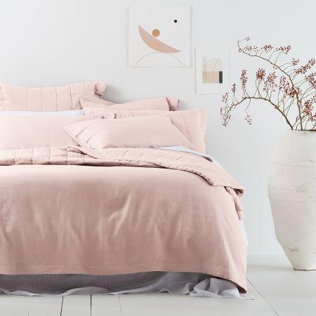 Abbotson Linen Quilt Cover